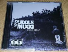 "PUDDLE OF MUDD  ""Come Clean""  PA   NEW   (CD, 2001)"