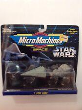 Star Wars Micro Machines Collection 1 NIP Star Destroyer Blockade Runner Tie Int