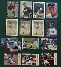 Michael Jordan baseball rookie card lot (15) - 1994 Chicago White Sox RC