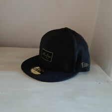 New Era 59FIFTY Dark Heather Fitted Baseball Cap - size 7 3/8