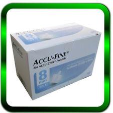 Pen-Nadeln Accu-Fine Roche Insulinpens 8 mm x 0,25mm 31G