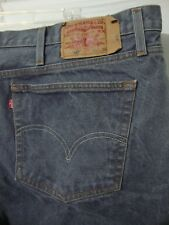 Vtg Levis Button Fly 501 XX Jeans 46 x 30 / 46 x 28 Gray Made USA 100% Cotton