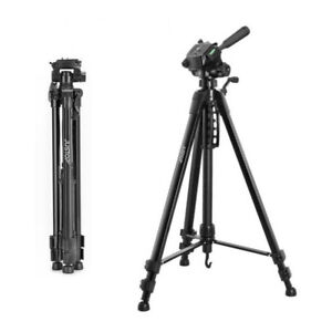 Professional Camera Tripod Portable Holder For DSLR Camcorder Phone iPhone UK
