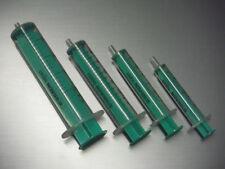 4er Set Einmalspritze von Braun je 1x in 2 - 5 - 10 & 20 ml - Neu & Steril
