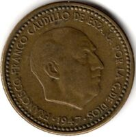 1947(51) Spain Peseta | Pennies2Pounds