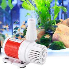 Mini DC12V 1000L/H Brushless Aquarium Fountain Fish Pond Submersible Water Pump