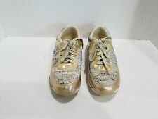 Bamboo Womens Multi Color Tennis Shoes Size 9 M