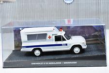 James Bond 007 - MOONRAKER Chevrolet C-10 Ambulance
