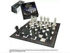 Harry Potter Wizard Chess set noble collection NN7580 neuf! warner BROS