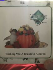 "Charming Tails ""Wishing You A Beautiful Autumn"" Dean Griff"
