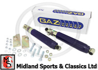 GAZ2 - MGB & MGC - REAR GAZ SHOCK ABSORBER - TELESCOPIC DAMPER KIT - ALL MODELS