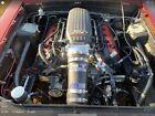FORD COYOTE MOTOR VACUUM PUMP KIT AEROSPACE COMPONENTS ADD 30 H.P. Black Hose