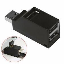 3 Port USB Hub Mini USB 2.0 High Speed Hub Splitter for Notebook Laptop Mac