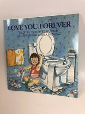 Love You Forever by Robert Munsch (1995, Paperback)