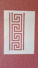 2254 Schablone Muster Vintage Stanzschablone Shabby Wandtattoo Wandbild Stencil