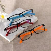 Anti-fatigue Radiation UV400 Blue Light Blocking Coating Lens Eyeglasses Frame