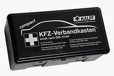 KALFF 23503 Auto Verbandskasten Kompakt Din 13164, Kfz Erste Hilfe Set, Box für