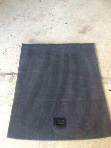 Audi A4 Avant Estate TDI 2005 Folding Boot Mat Carpet
