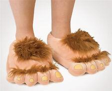 The hobbit Big Feet Plush Slippers Cosplay Cool Women Men Warm Indoor Shoes