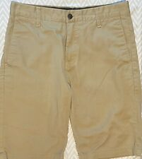 Volcom Men's Chino Shorts, Khaki / Tan, size 29