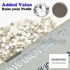 144 pieces (Choose Size) Swarovski Crystal Clear (Hotfix / NO Hotfix) Rhinestone