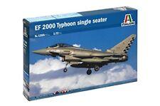 Italeri 1/72 EF 2000 Typhoon Monoposto # 1355 - Tifone Kit modello Aereo