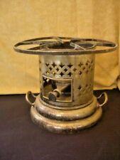 Silver Plate Spirit Stove Burner Warmer 'PARAMOUNT EPNS' Antique