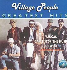 Village People Greatest hits  [CD]