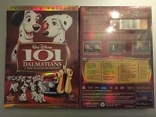 101 Dalmatians(DVD,2008,2-Disc Set,Platinum Edition)Aways,Fast Free Shipping!