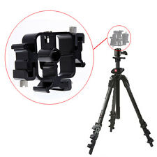 New Triple Hot Shoe Mount Adapter Flash Light Stand Umbrella Holder Bracket