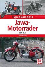 Typenkompass Jawa-Motorräder seit 1929 Typen-Buch/Modelle/Technik/Daten/Handbuch