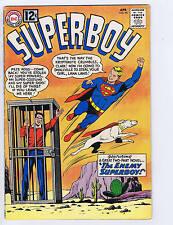 Superboy #96 DC 1962