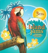 Island Jam by Jimmy & the Parrots (Reggae) (CD, Jun-2008, 3 Discs, Madacy) NEW