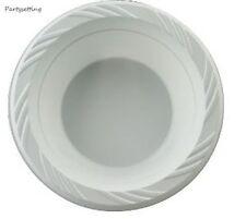 12 oz. PLASTIC SOUP BOWLS 800 CT. WHITE PACTIV DURABLE DISPOSABLE TABLEWARE GR8$