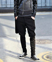 NEW Men Casual Harem Baggy Hip Hop Dance Taper Sport Sweat Pants Trousers Slacks