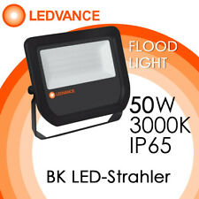 Ledvance FLOODLIGHT 50 W 3000 K IP65 BK LED-Strahler Osram 4058075097568 schwarz