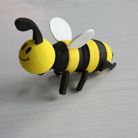 Hot Car Antenna Toppers Smiley Honey Bumble Bee Aerial Ball Antenna Topper UKFG