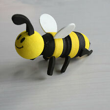 Hot Car Antenna Toppers Smiley Honey Bumble Bee Aerial Ball Antenna Topper HGUK