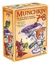 MUNCHKIN - 7 + 8 - Pegasus 17226G - NEU