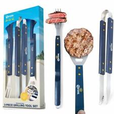 Corona BBQ Grill Tools Set as Heavy Duty Grilling Accessories Barbecue Sets