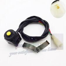 Commutateur de démarrage électrique ouvert bouton pour mini Chinois ATV PIT DIRT BIKE MOTOCROSS