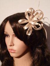 Accessoires de coiffure pinces à cheveux en satin pour femme