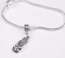 Beach shoe necklace   Flip flop   Ocean & Beach jewelry gift
