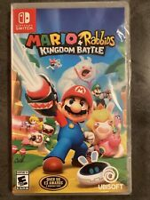 Mario + Rabbids Kingdom Battle - Nintendo Switch NEW