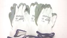 NEW 3 PRS. ANSELL 11-800-6 Hyflex Foam Nitrile Polymer Coated Glove X-Small -USA