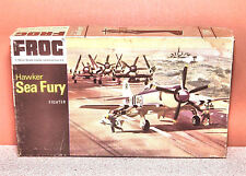 1/72 FROG HAWKER SEA FURY MODEL KIT # F.154