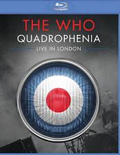 The Who: Quadrophenia  Bluray Region All