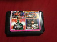 Game 4 in 1 cartridge NTSC-J Games Batman Spiderman Super Offroad Home Alone 2