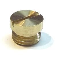 Progression hole inspection cover screw 9mm Weber 40/45 DCOE/DCO 40/46 IDA 3C