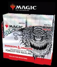 Adventures en The Forgotten Realms coleccionista Booster Box-Magic El Encuentro-rápido Preventa!